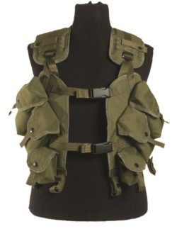 US OD LOAD BEARING VEST