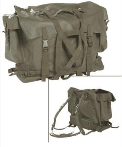 SWISS RUBBER M90 RUCKSACK LIKE NEW