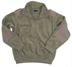 COLD WEATHER FLEECE JACKET MILTEC® OD ΛΑΔΙ