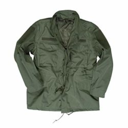 US OD M65 3-LAYER LAMINATE FIELD JACKET