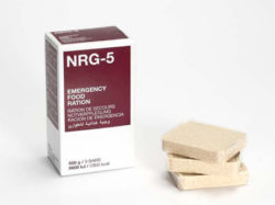Τροφή εκτάκτου ανάγκης NRG-5