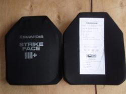 Αντιβαλλιστικές πλάκες Sigma® TS3+
