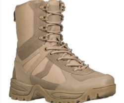 MilTec® COYOTE ′PATROL′ BOOTS ONE-ZIP