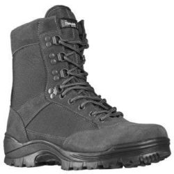 MilTec®  TACTICAL BOOTS SIDEZIPPER