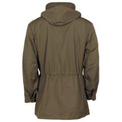 Jacket αδιάβροχο-διαπνέον (μεμβράνης)