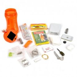 Κιτ επιβίωσης ORANGE OUTDOOR SURVIVAL BOX της MIL-TEC