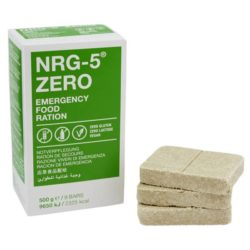 Τροφή εκτάκτου ανάγκης NRG-5  ZERO της MSI