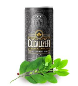 COCALIZER, ενεργειακό ποτό από φύλλα κόκα