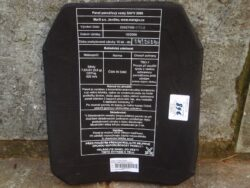 Αντιβαλλιστική πλάκα SAPV2006/2009