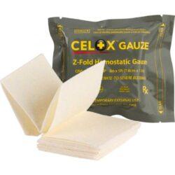 Αιμοστατική γάζα CELOX Z®