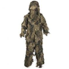 GHILLIE SUIT ′ANTI FIRE′ 4τμχ. της MILTEC