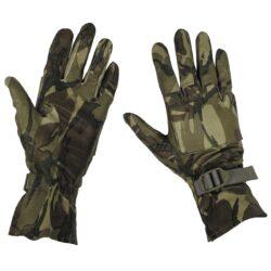 """Δερμάτινα γάντια """"θερμού περιβάλλοντος"""""""