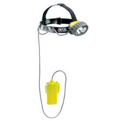 Κεφαλοφακός Petzl Duo Belt LED 5
