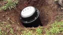 Κάψουλα αποθήκευσης εφοδίων με ταφή MTM Survivor – SAC