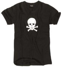 "T-shirt ""κρανίο"" MilTec"