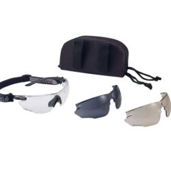 """Επιχειρησιακά, αντιθραυσματικά γυαλιά-μάσκα """"COMBAT"""" της BOLLÉ®"""